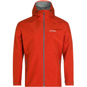 Berghaus Paclite 2.0 Shell Jacket Men Ketchup